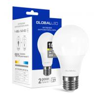 LED лампа GLOBAL A60 10W теплый свет E27 (1-GBL-163-02)